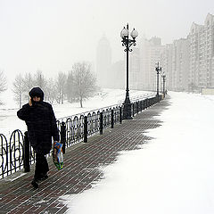"photo ""WINTER IN KIEV"""