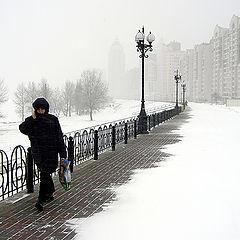 """фото """"WINTER IN KIEV"""""""