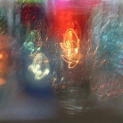 """фото """"огонь и стекло"""""""
