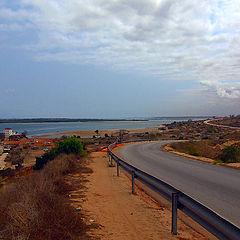 "photo ""Road to Luanda"""