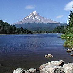 """photo """"Mount Hood. Oregon"""""""