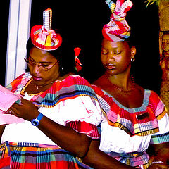 """фото """"Faces of St. Lucia"""""""