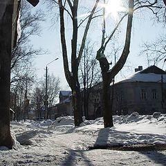 """фото """"Уездная весна"""""""
