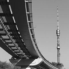 "photo ""Geometry of a megacity"""