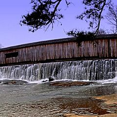 "фото ""Covered Bridge"""
