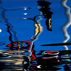 """фото """"Вечерний абстракт"""""""