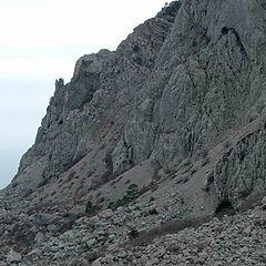 """фото """"скалы в Форосе"""""""