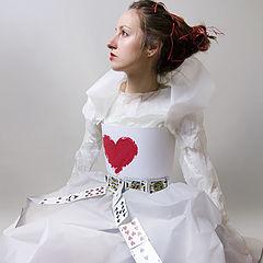 "фото ""Queen of hearts"""