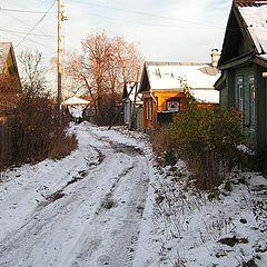 "фото ""Плёс. Улица. Фонарь"""