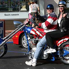 """photo """""""" Easy Rider 2006""""."""""""