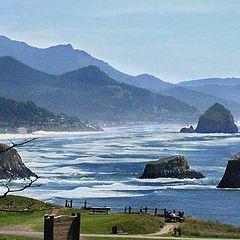 "photo ""Cannon Beach. Oregon"""