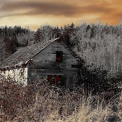 """photo """"House with Spooks"""""""