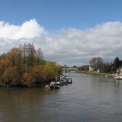 "photo ""Thames in Richmond"""