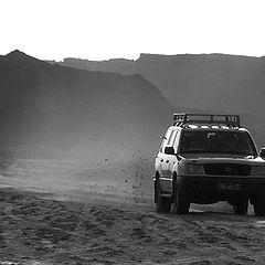 "photo ""Sahara road"""