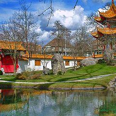 """photo """"China Garten Zurich"""""""