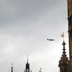 """photo """"London Spires"""""""