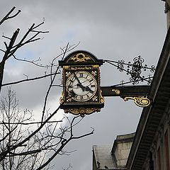 "photo ""Greenwich Time Clock"""