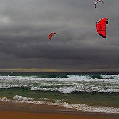 """photo """"Kite surf"""""""