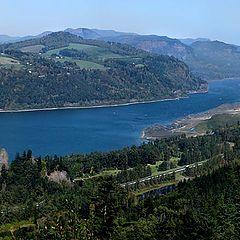 "photo ""Columbia River."""