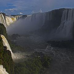 """photo """"Iguazú III"""""""
