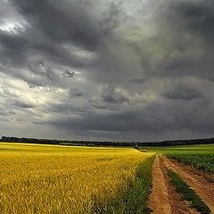 """photo """"Thunder road"""""""