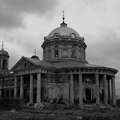 """фото """"Церковь д.Шкинь"""""""