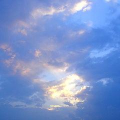 """фотоальбом """"Небеса ..."""""""