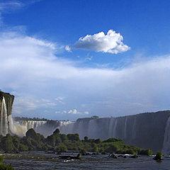 """photo """"Iguazu IV"""""""