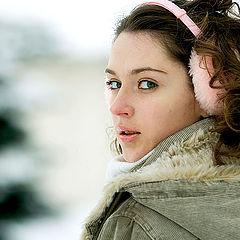 """фото """"Зимний портрет"""""""