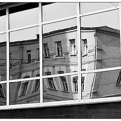 """фото """"Владивосток. Отражения города"""""""