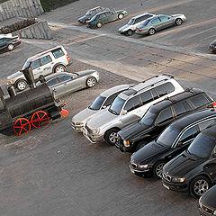 "photo ""Parking"""