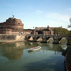 "photo ""Castel SntAngelo (Rome)"""