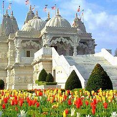 "фото ""London - Shri Swaminarayan Mandir"""