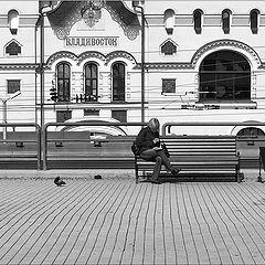 """фото """"Вокзал на двоих"""""""