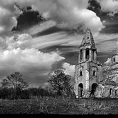 "photo ""Old Church"""