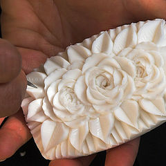 "фото ""Soap Carving"""