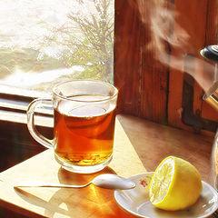 "photo ""Tea with a lemon"""