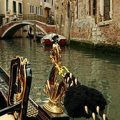 """photo """"Gondola"""""""