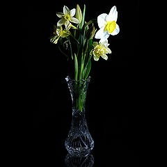 """photo """"Flowers in the vase"""""""