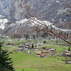 "фото ""Lovely village"""