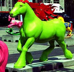 """фотоальбом """"Horseparade."""""""