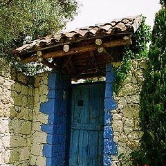 """photo """"Doors of Turkey"""""""