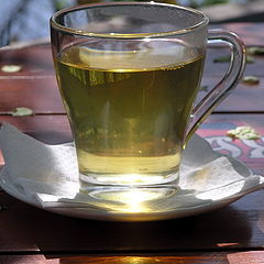 "photo ""sunny tea"""