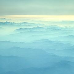"""фото """"Cascades' Dawn"""""""
