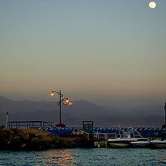 """фото """"Вечер на Красном море"""""""