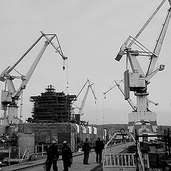 "фото ""Shipyard"""