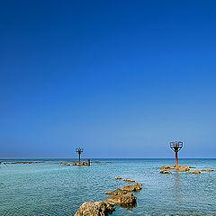 "фото ""Mediterranean sea"""