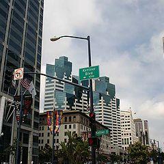 "photo ""Down Town San Diego."""