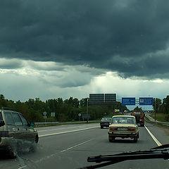 "photo ""Infinite Road"""