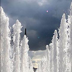 """photo """"Shining  water..."""""""